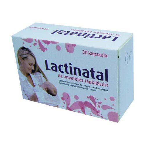 Lactinatal kapszula szoptató anyáknak (30x)