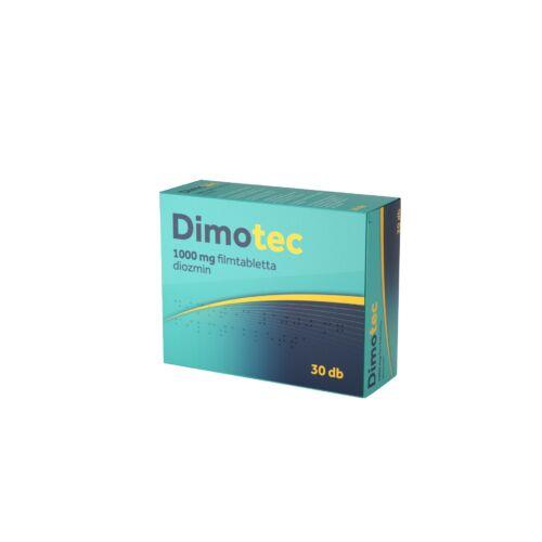 Dimotec 1000 mg filmtabletta (30x)