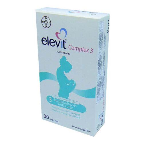 Elevit Complex 3 kapszula (30x)