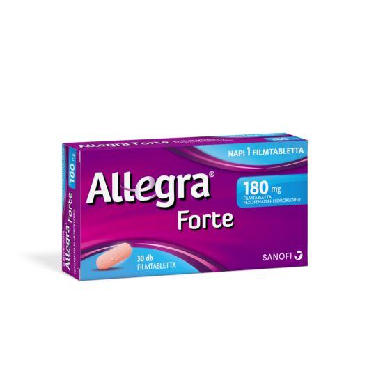 Allegra Forte 180 mg filmtabletta (30x)
