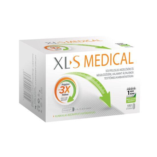 XL-S Medical Tabletta (180x)