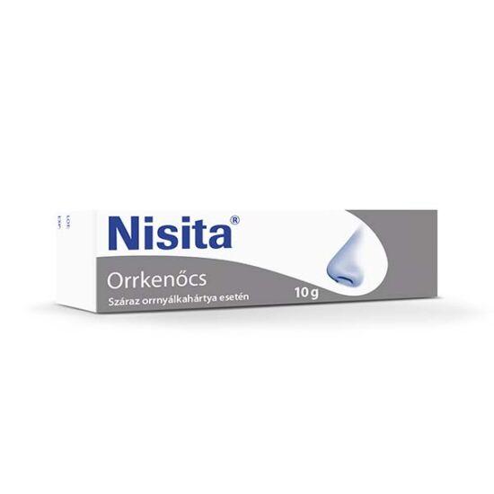 Nisita orrkenőcs (10g)