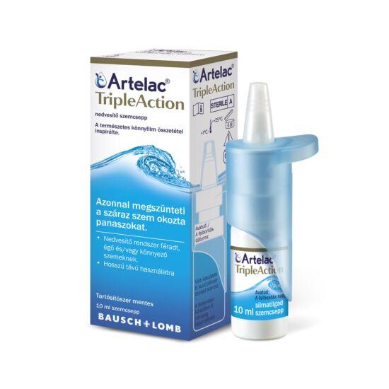 Artelac Triple Action szemcsepp (10ml)
