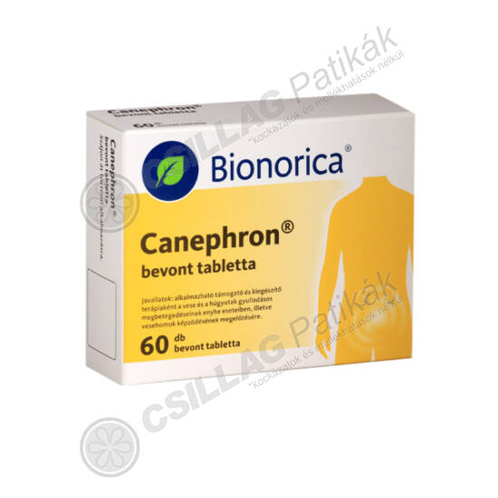 Canephron bevont tabletta (60x)
