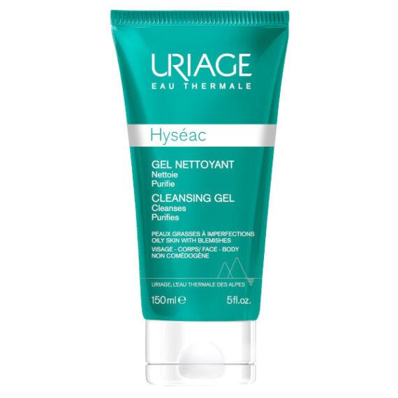 Uriage Hyséac habzó gél zsíros bőrre (150ml)