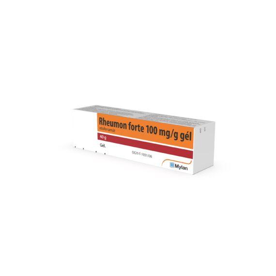 Rheumon forte 100 mg/g gél (1x40g)