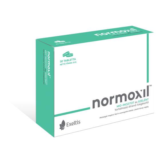 Normoxil mio-inozitol+szelén tabletta (30x)