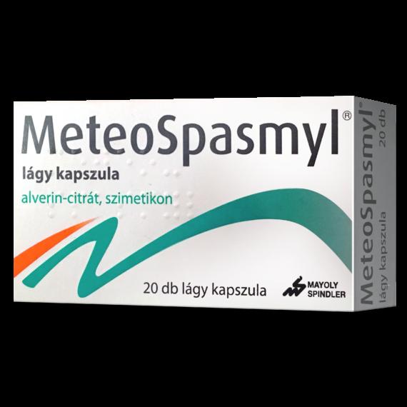 Meteospasmyl kapszula (20x)