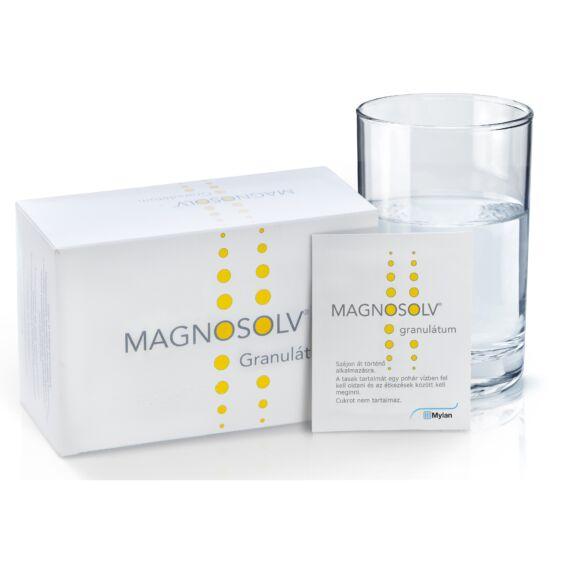 Magnosolv granulátum (30x6,1g)