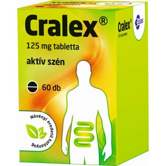 Cralex 125mg tabletta EGIS (60x)