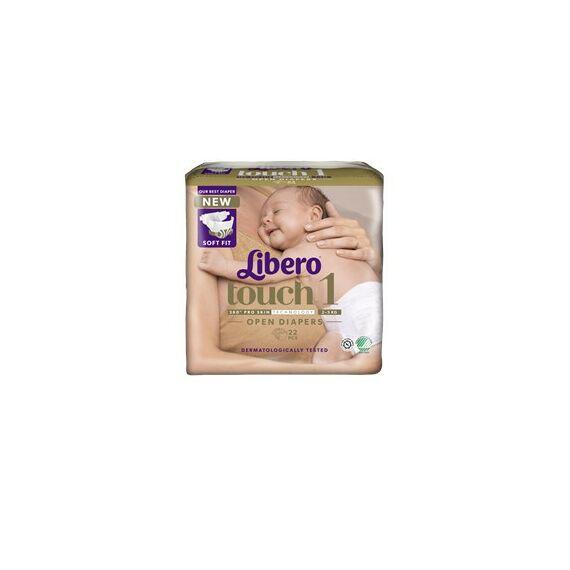 Libero Touch 1 nadrágpelenka 22x