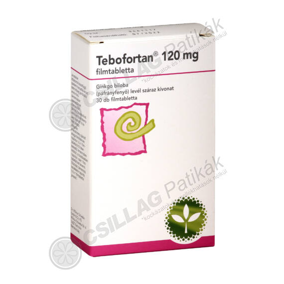 Tebofortan 120 mg filmtabletta (30x)