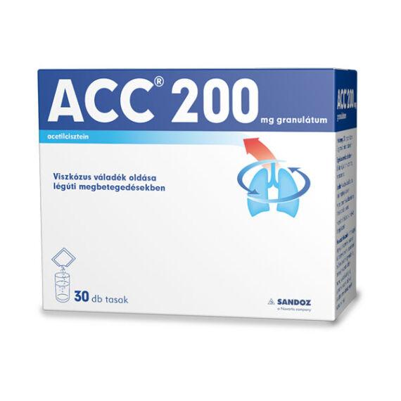 ACC 200 granulátum (30x3g)