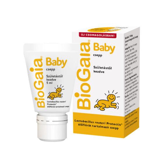 BioGaia Protectis Baby étrendkiegészítő csepp (5ml)