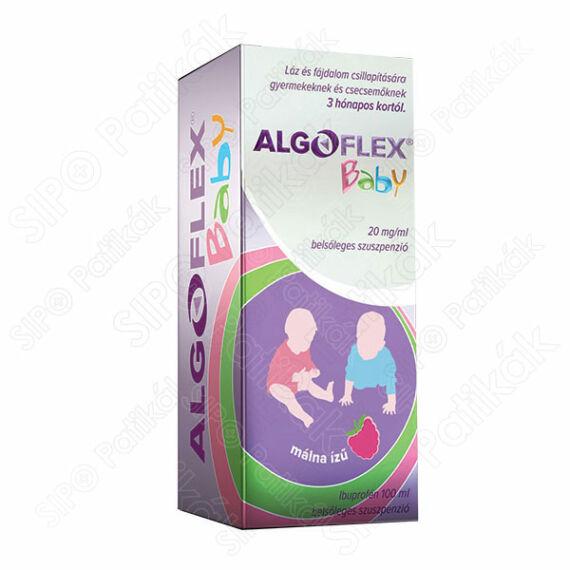 Algoflex Baby 20 mg/ml belsőleges szuszpenzió (100ml)
