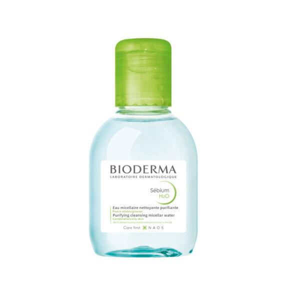 Sébium H2O arc és sminklemosó BIODERMA (100ml)