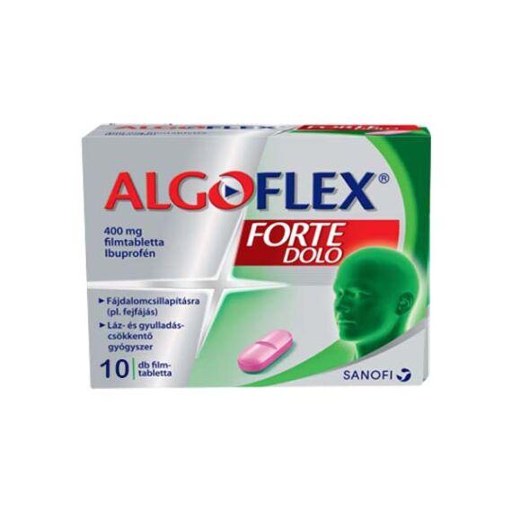 Algoflex 400 mg/FORTE DOLO filmtabletta (10x)