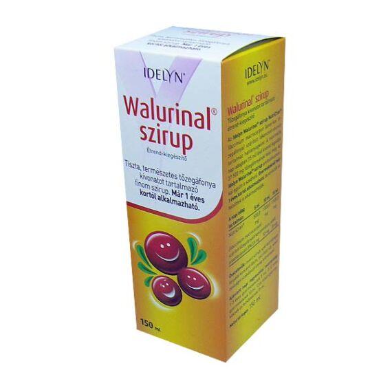 Walurinal szirup (150ml)
