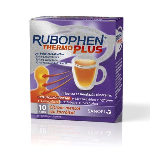 Rubophen ThermoPlus por belsőleges oldathoz (10x)