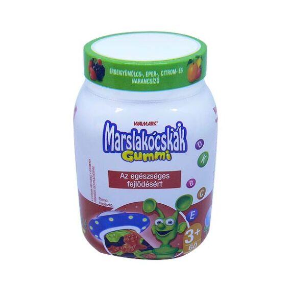 Marslakócskák Gummi gumitabletta (60x)