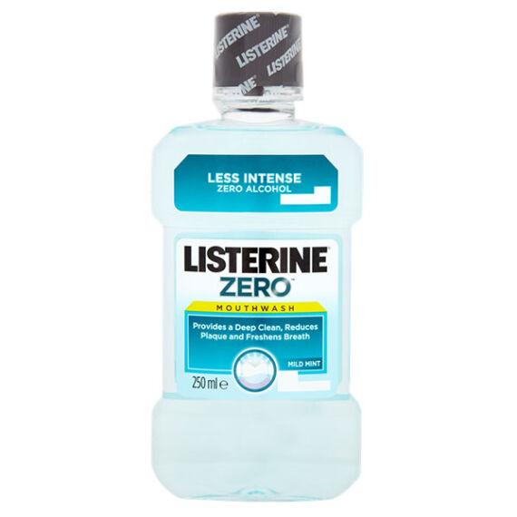 Listerine Zero szájvíz (250ml)