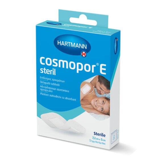 Cosmopor(e) steril sebtapasz 7,2x5cm (5x)