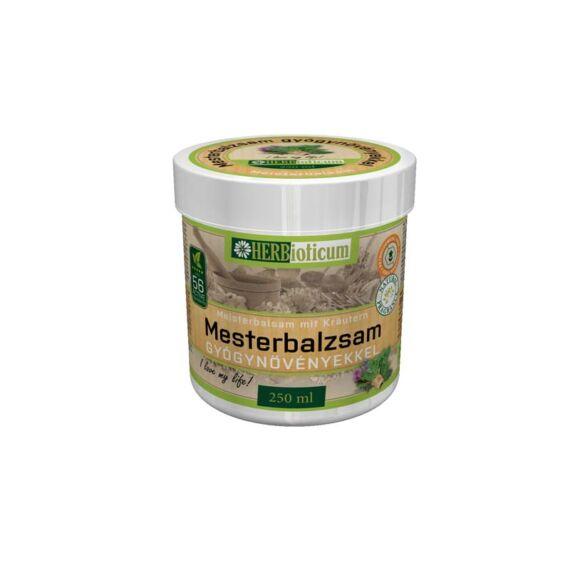 Herbioticum Mesterbalzsam Natural (250ml)