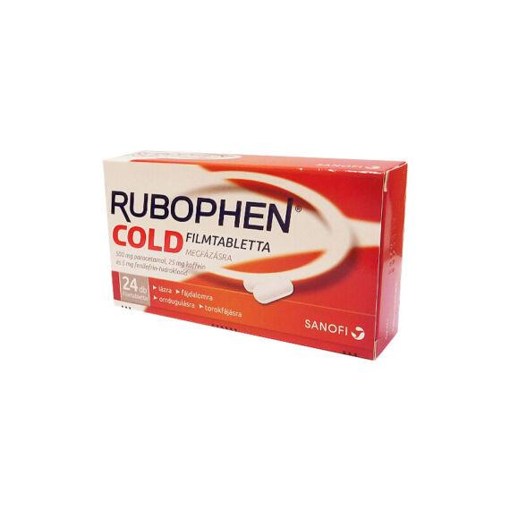 Rubophen Cold filmtabletta (24x)
