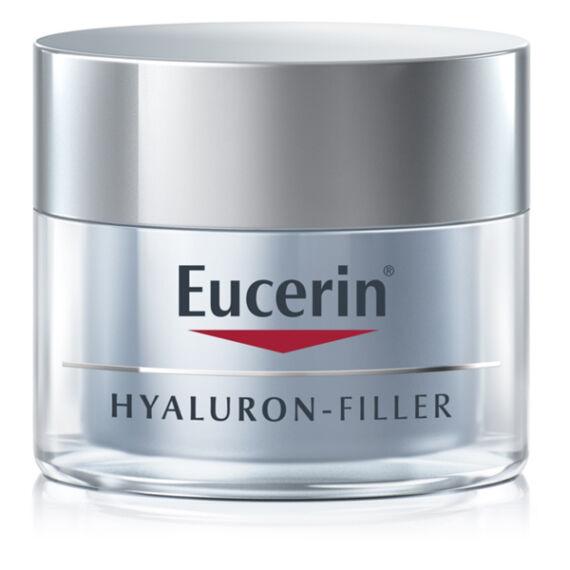 Eucerin Hyaluron-Urea éjszakai krém (50ml)