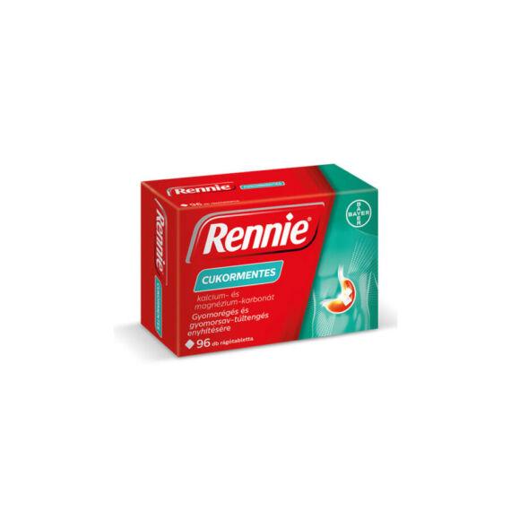 Rennie cukormentes rágótabletta (96x)