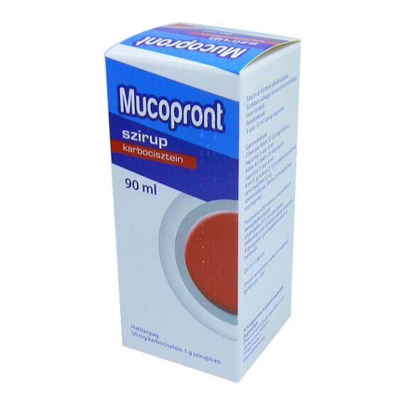 Mucopront szirup (90ml)