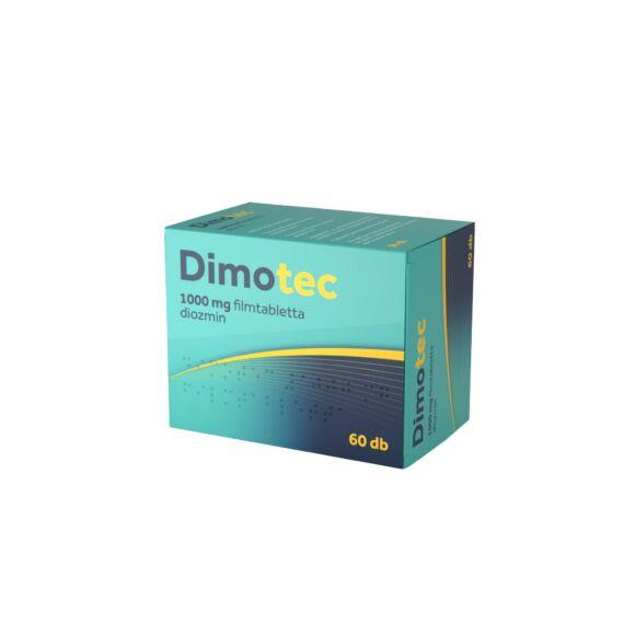 Dimotec 1000 mg filmtabletta (60x)