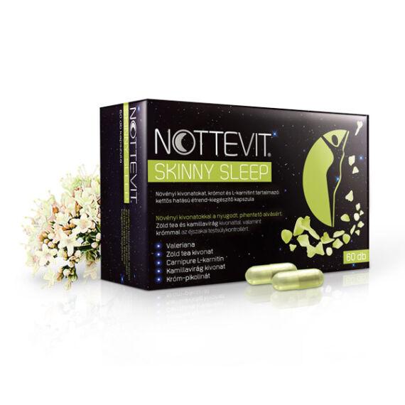 Nottevit Skinny Sleep kapszula (60x)