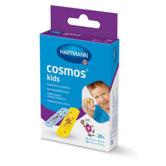 Cosmos Kids sebtapasz 2 méret (20x)