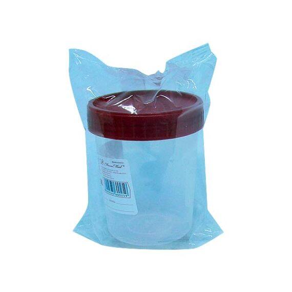 Vizeletgyűjtő pohár steril MOVO-MED (1x)