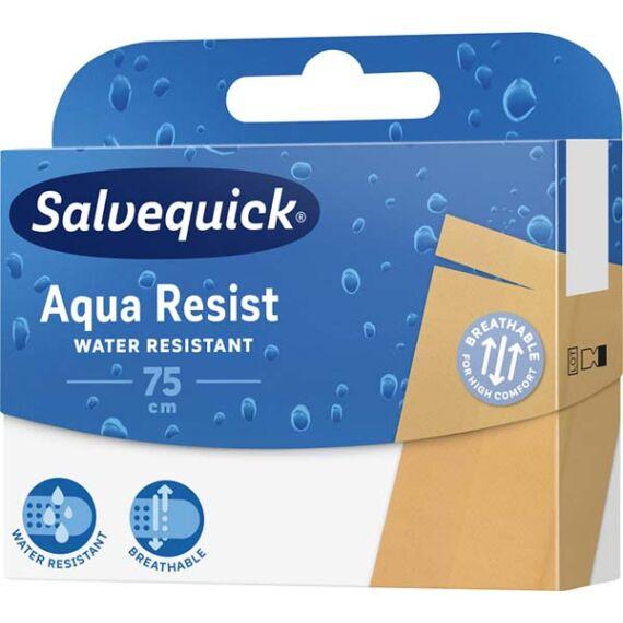 Salvequick Aqua Resist szalag sebtapasz  75cmx6cm (1x)