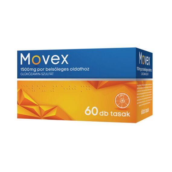 Movex 1500 mg belsőleges oldathoz por (60x tasak)