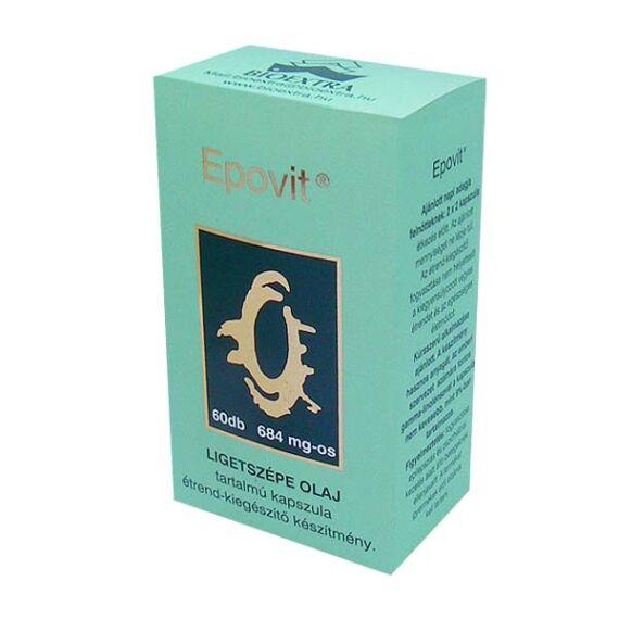 Epovit Ligetszépe 500 mg kapszula (60x)