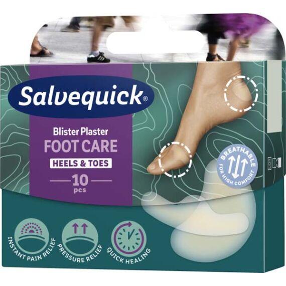 Salvequick tapaszok hólyagra mix (10x)