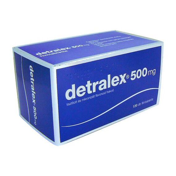 Detralex 500 mg filmtabletta (120x)