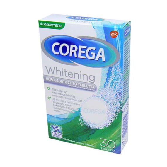 Corega Tabs Dental Weiss tabletta (30x)
