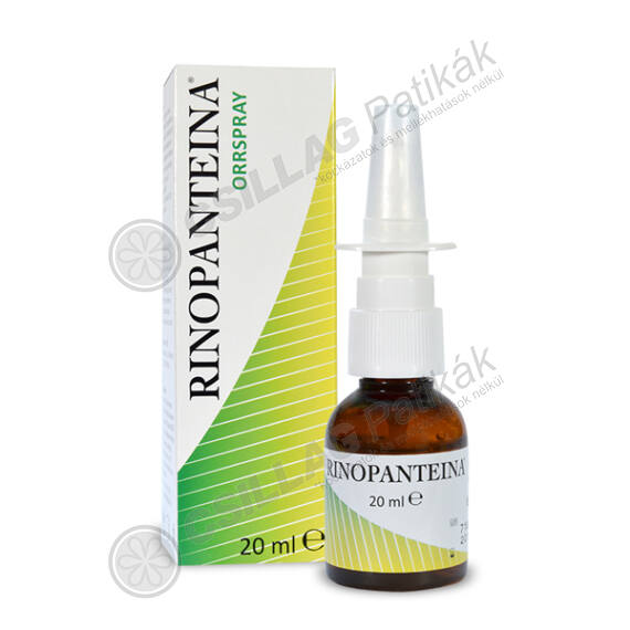 Rinopanteina A E vitaminnal orrspray (20ml)
