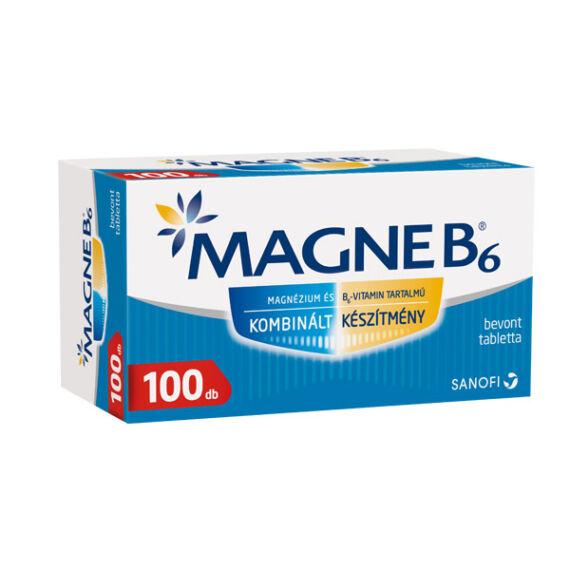 Magne B6 bevont tabletta (100x)