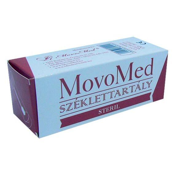 Széklettartály steril MOVO-MED (1x)
