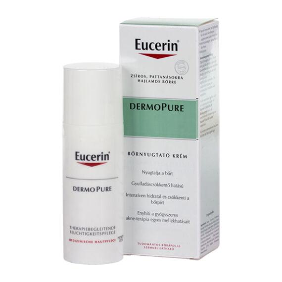 Eucerin Dermo Purifyer bőrnyugt. krém (88969) (50ml)
