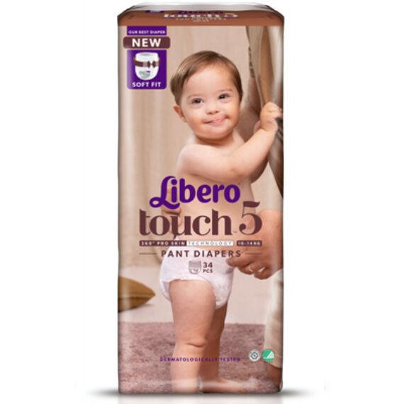Libero Touch 5 bugyipelenka 34x