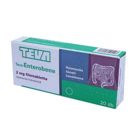 Teva-Enterobene2 mg filmtabletta (régi:Enterobene (20x)