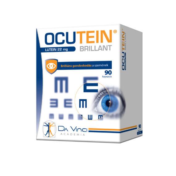 Ocutein Brillant 25 mg kapszula (90x)