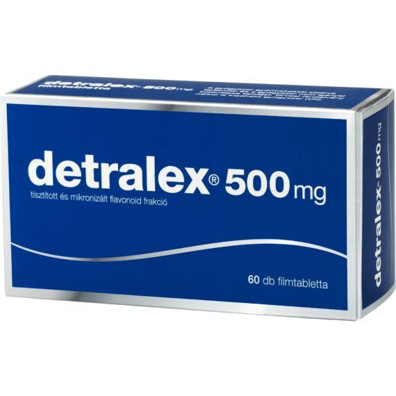 Detralex 500 mg filmtabletta (60x)