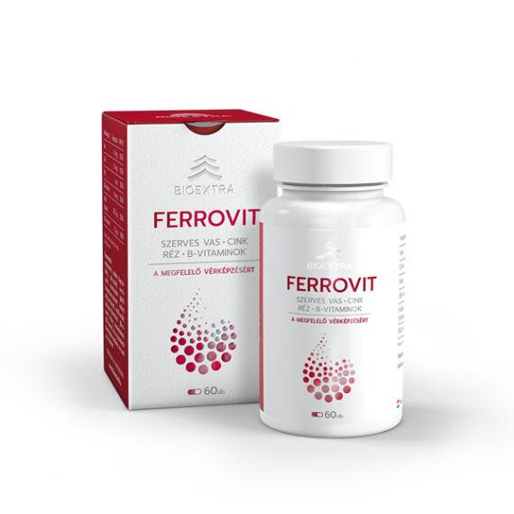 Bioextra Ferrovit kapszula (60x)